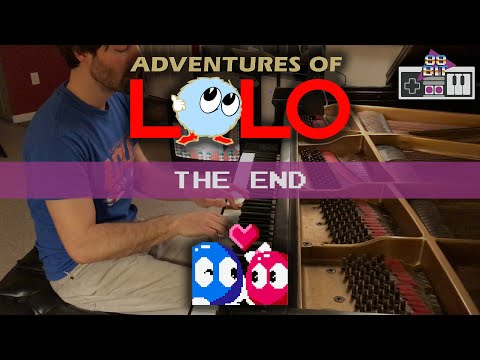 The Adventures of Lolo (Eggerland) - Ending Theme