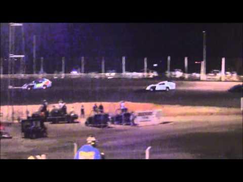 IMCA Modifieds at Cardinal Speedway 9-26-15