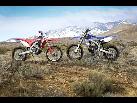 2017 Honda CRF450RX vs. Yamaha YZ450FX The Original Idea Was Simple yet Brilliant