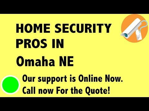 Best Home Security System Companies in Omaha NE