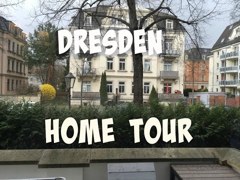 Home Tour Dresden - Alemanha | Germany