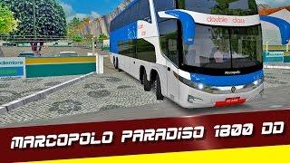 OMSI 2 - MARCOPOLO PARADISO 1800 DD VOLVO 420R MAPA BRASIL VIAGEM + DOWNLOAD