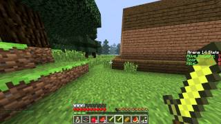 Hunger Games Minecraft 10: POTION OF SWAG