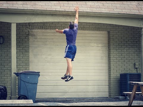 How to Increase VERTICAL Jump - Workout by Brendan Meyers