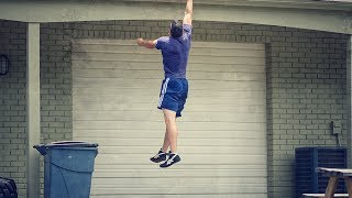 How to Increase VERTICAL Jump - Workout by Brendan Meyers | Brendan Meyers