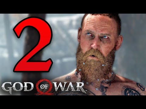 LO SCONOSCIUTO!! (epico) - GOD OF WAR [Walkthrough Gameplay ITA HD - PARTE 2]