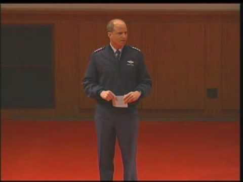 Gen. Kevin Chilton - All Hands APL (1/4)