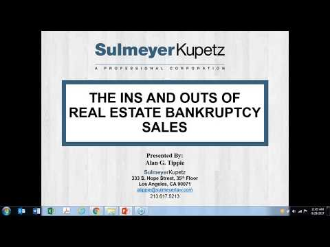 The Ins and Outs of Real Estate Liquidation Sales