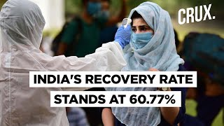 Health Ministry Confirms COVID-19 Recovery Rate in 21 States, UTs Higher Than National Average