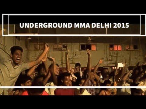 Amateur MMA (New Delhi, India)