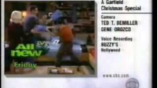 CBS Friday Promos - December 1997