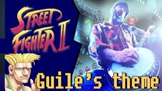Street Fighter II cover - Guile theme