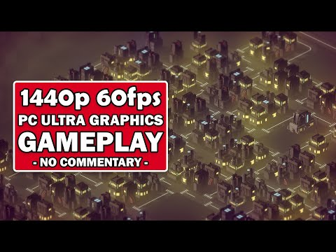 RISE OF INDUSTRY: 2130 Gameplay [1440p QHD 60FPS PC ULTRA Graphics] - No Commentary - RTX 2060 SUPER |