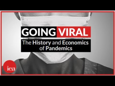 The History and Economics of Pandemics