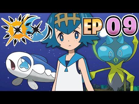 Let's Play Pokémon Ultra Sun & Ultra Moon - Part 9 - The Trial of Captain Lana!