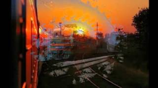 ВИА Весёлые Ребята Скорый поезд Любовь огромная страна 1974