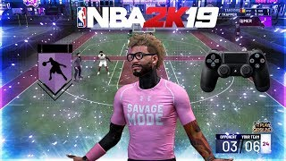 I BROUGHT MY DEMI GOD PLAYMAKER TO PS4 TO ISO EVERYBODY! I EXPOSED A DELAYER?!