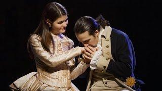 """Hamilton"": A founding father takes to the stage"