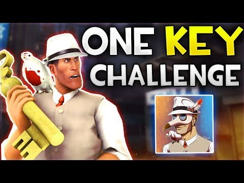 [TF2] MediExcalibur2012- The One Key Challenge