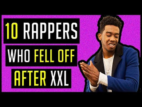 10 XXL Freshman Rappers That FELL OFF After the List