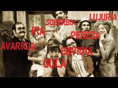 MISTERIOS DEL CHAVO DEL 8