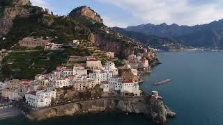 Побережье Амальфи. Италия