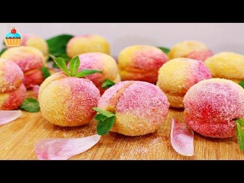 Как испечь персики в домашних условиях