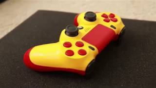 How to customized your PS4 Controller (Spray Paint)