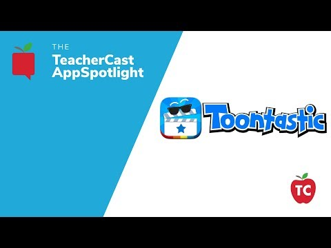 Toontastic: Create AMAZING Animated Cartoons Quickly and Easily