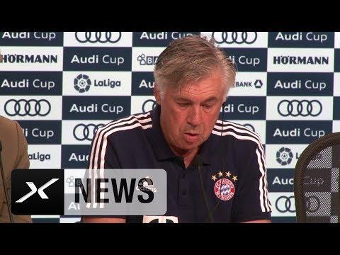 Carlo Ancelotti schlägt nach 0:3-Niederlage Alarm | FC Bayern München - FC Liverpool 0:3