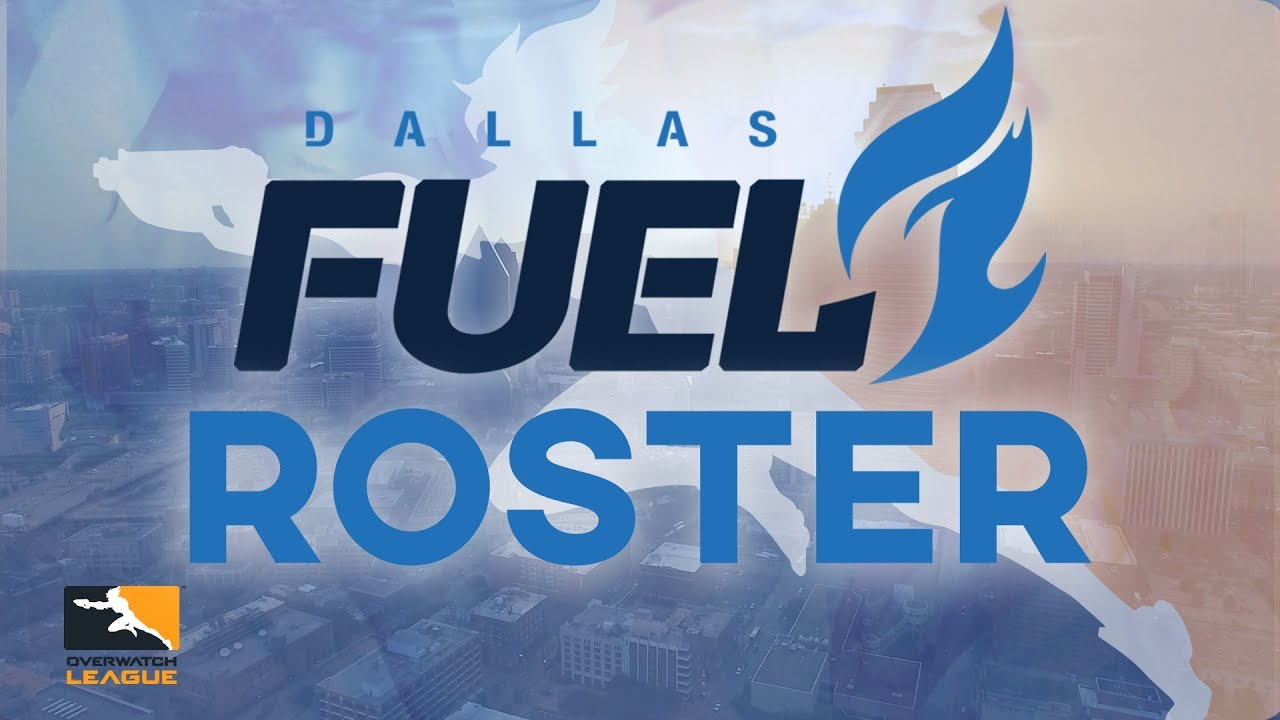 2017 owl dallas fuel roster youtube