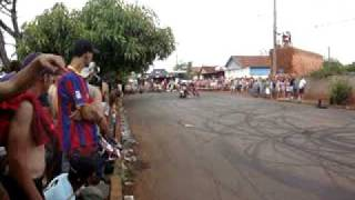 Equipe Mix em Água Comprida-MG.
