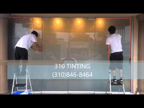 Commercial window tinting in hollywood ceramic nanotechnology