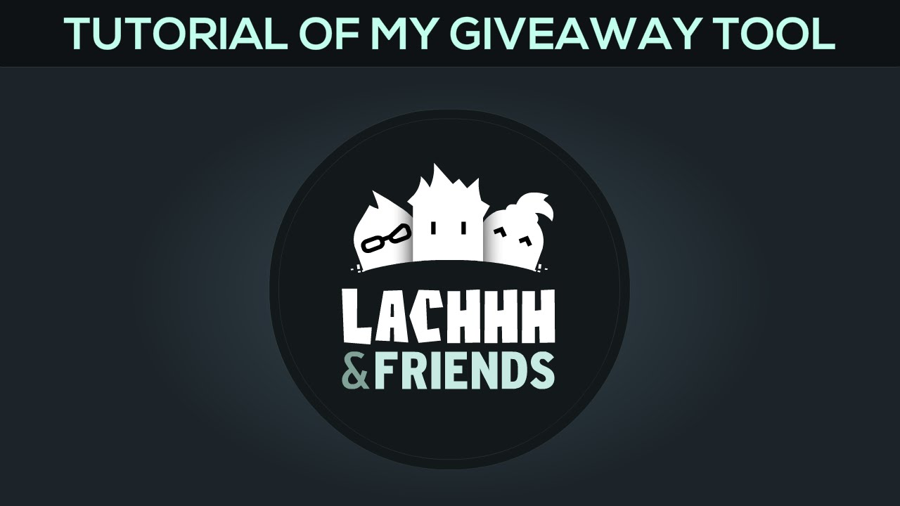Giveaway tool twitch