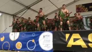 St Pauls College Tongan Group 2015