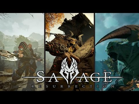 "Savage Resurrection First Look! Free FPS RTS Hybrid ""Worth Playing?"""