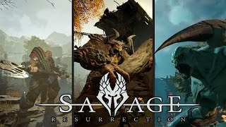"""Savage Resurrection First Look! Free FPS RTS Hybrid """"Worth Playing?"""""""