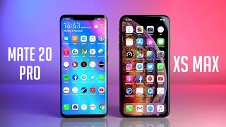 Huawei Mate 20 Pro vs. Apple iPhone Xs Max (Deutsch) | SwagTab