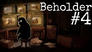 Beholder #4 - Do Wyrzucenia Jeden Krok (Gameplay, PL, Let's play)