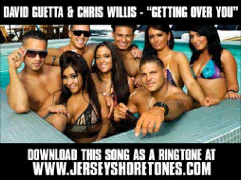 David guetta and chris willis feat. Fergie and lmfao's 'gettin.
