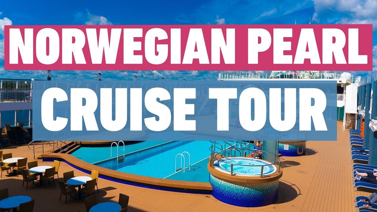 Ncl Pearl Tour Norwegian Cruise Line Cruise Ship Tour Youtube