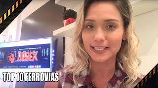 TOP 10 FERROVIAS MAIS ASSUSTADORAS