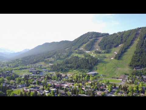 Jackson Hole, WY 4k Drone 360