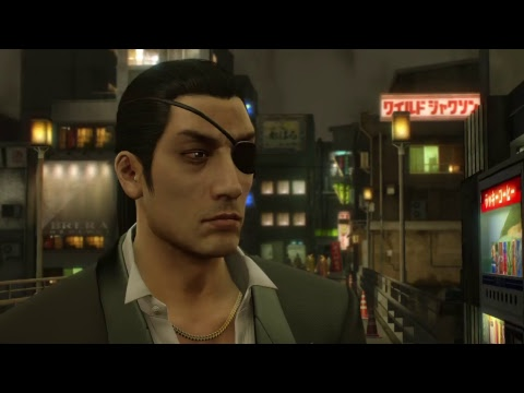 Krischaos's Live PS4 Broadcast Yakuza 0