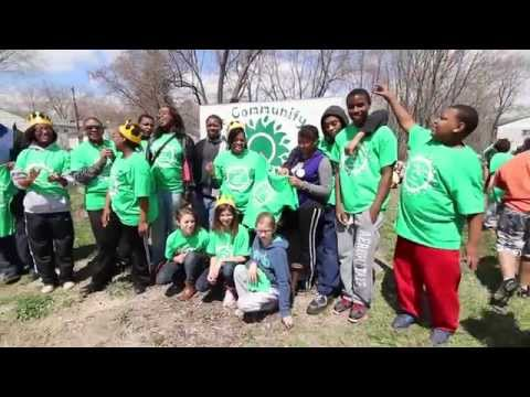 Earth Day 2014 // National Faith Home Buyers and The City of Westland