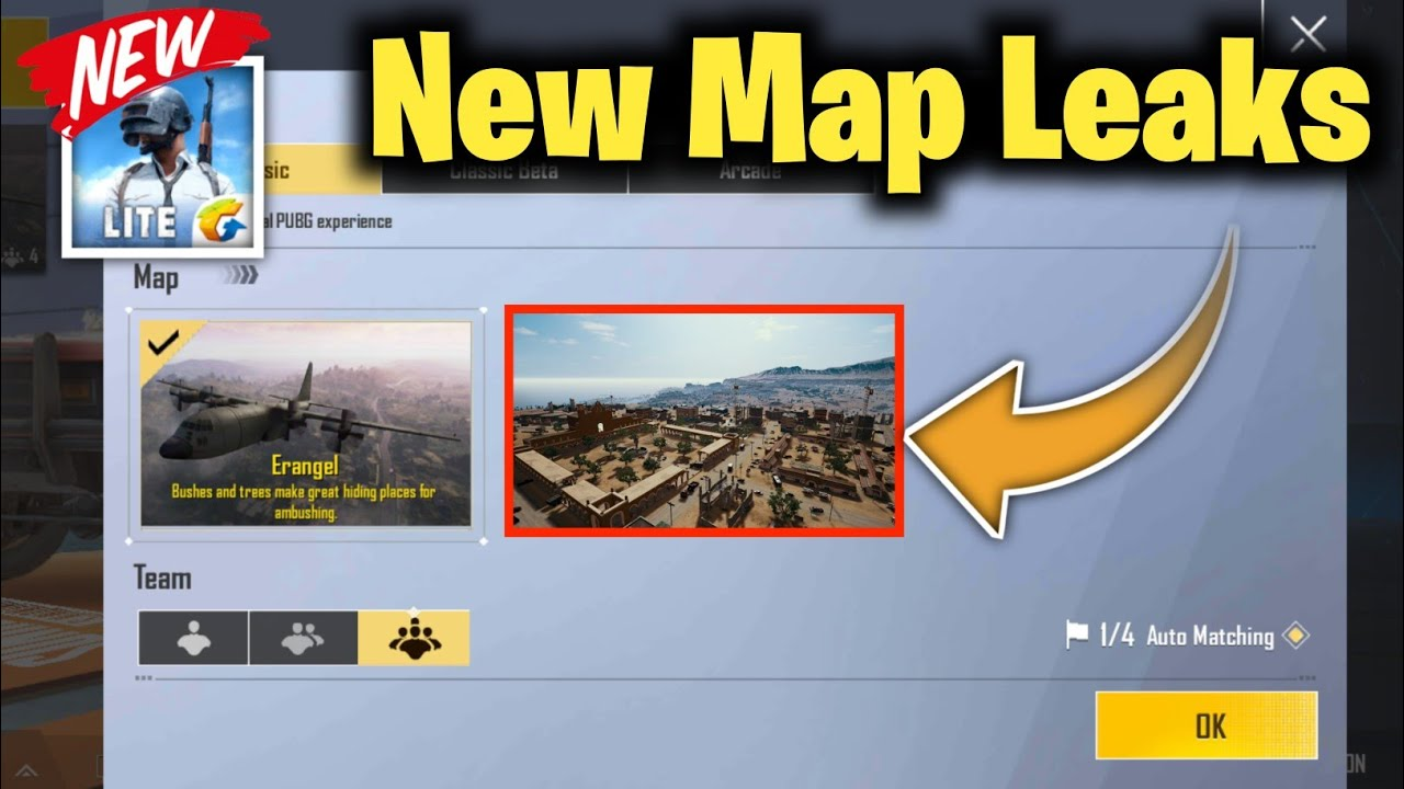 Miramar Map Finally Coming In New Pubg Mobile Lite Update 0.15.0 ||Pubg Mobile Lite New Map Leaks
