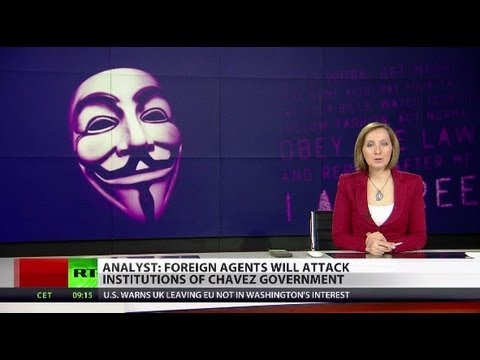 Legalize DDoS? Anonymous lobby White House for right to digitally protest