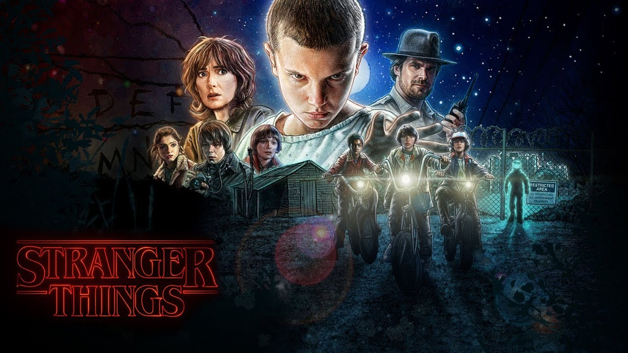 Image result for Stranger Things 4k