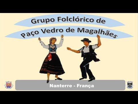 Grupo Folclórico de Paço Vedro de Magalhães - Nanterre, França