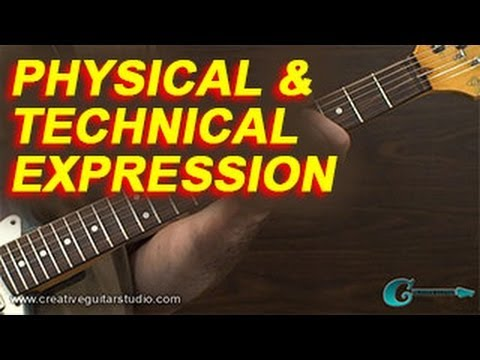 IMPROVISATION: Physical & Technical Expression